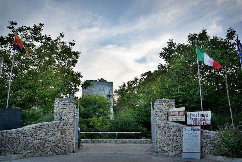 Torre dell'orso - Masseria Lama-
