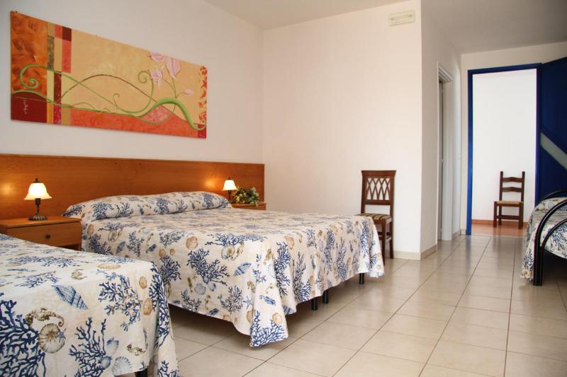 Residence Scialabà - Camera