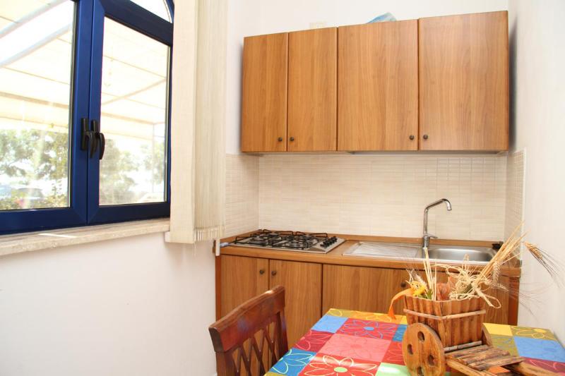 Residence Scialabà - Cucina