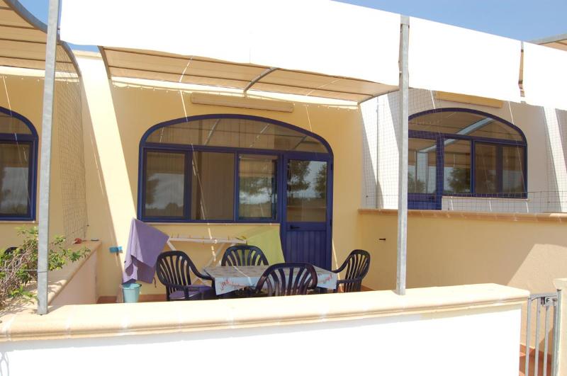 Residence Scialabà - Veranda