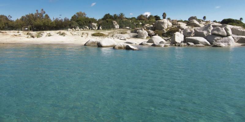 Villaggio Camping - Spiaggia del riso- Mare
