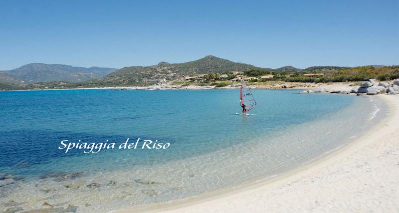 Villaggio Camping - Spiaggia del riso- Villasimius