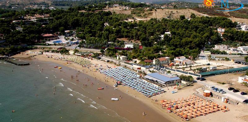Vieste-Residence Club Sole Mare-Panoramica