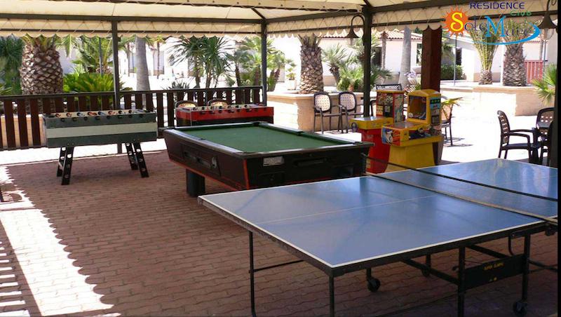 Vieste-Residence Club Sole Mare-Area Giochi