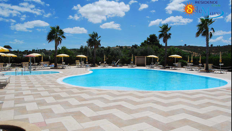 Vieste-Residence Club Sole Mare-Piscina