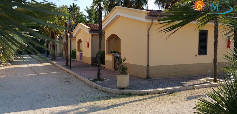 Vieste-Residence Club Sole Mare-Viali interni