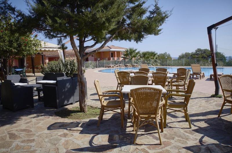 Cala Gonone - Hotel Club Parco Blu- Dehors
