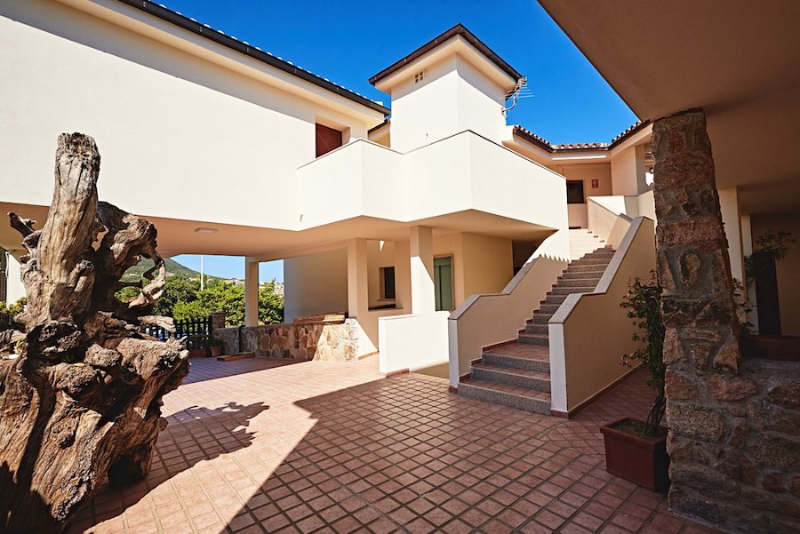 Cala Gonone - Hotel Club Parco Blu