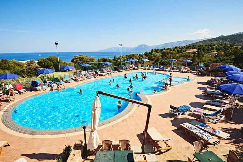 Cala Gonone - Hotel Club Parco Blu- Piscina
