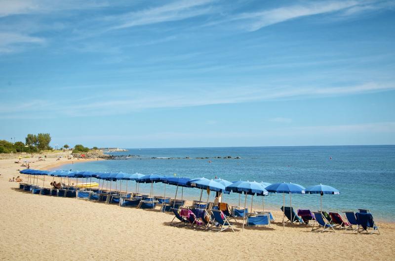 Cala Gonone - Hotel Club Parco Blu- Spiaggia