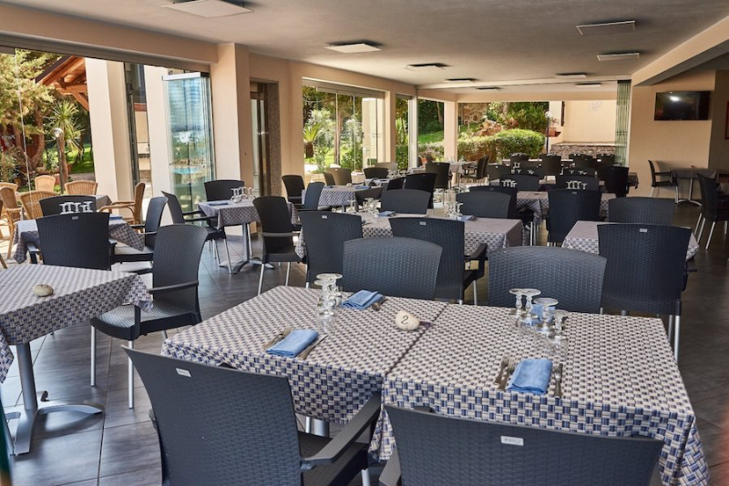 Cala Gonone - Hotel Club Parco Blu- Ristorante
