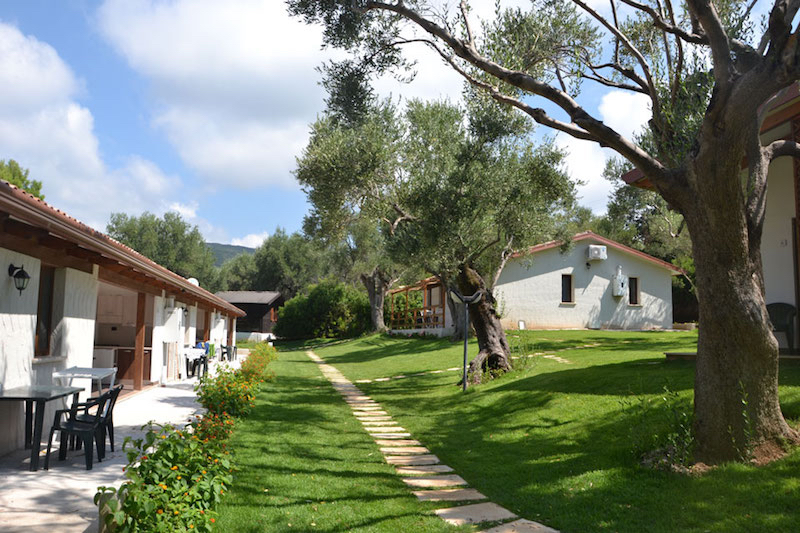 Green Village Vacanze - Cottage in muratura