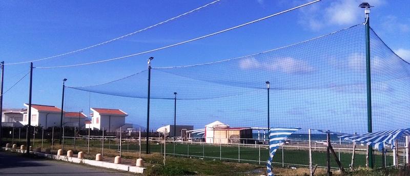 Salicamp Villaggio Vacanze- campo da calcio
