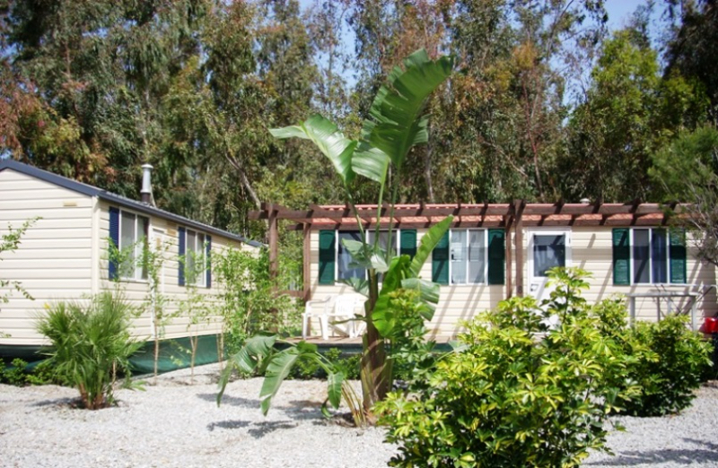 Salicamp Villaggio Vacanze- Mobilehome