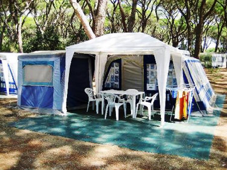 Salicamp Villaggio Vacanze- Area Camping