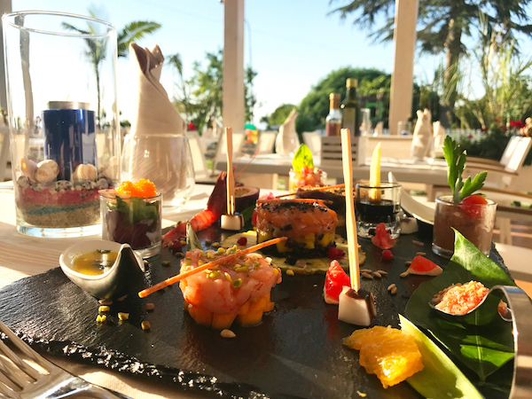Tropea - Hotel La Bussola- I nostri piatti