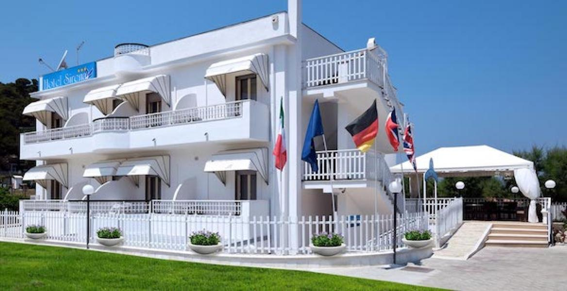 Peschici - Hotel Sirena
