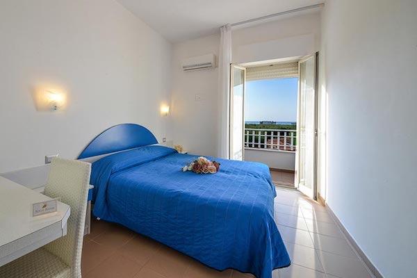 Peschici - Hotel Sirena - Camera vista mare