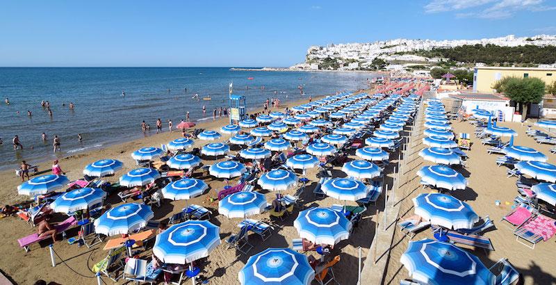 Peschici - Hotel Sirena - Spiaggia