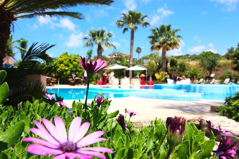 Tropea - Hotel La Bussola - Piscina