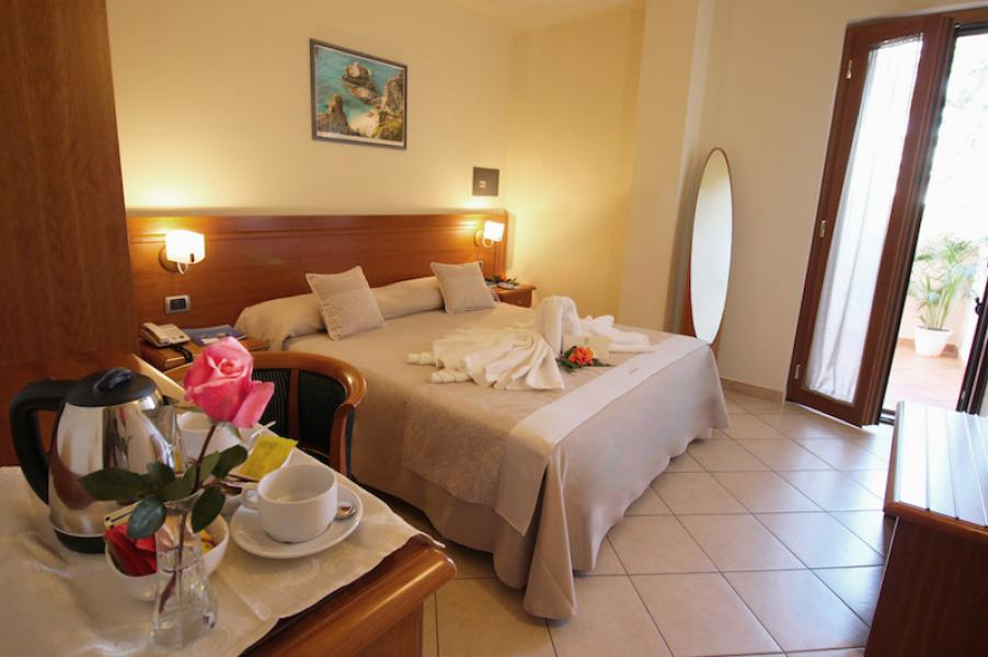 Tropea - Hotel La Bussola - Camera Superior
