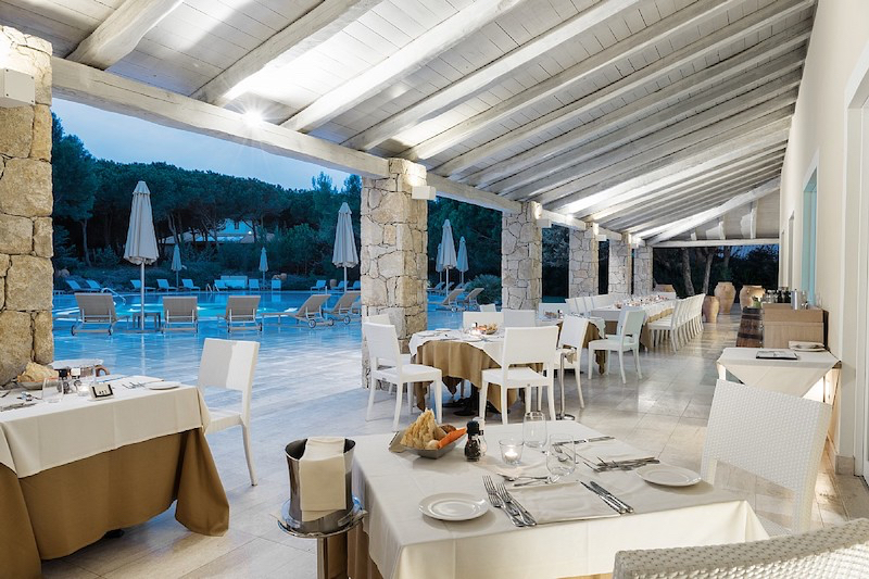 Is Arenas Resort -Ristorante