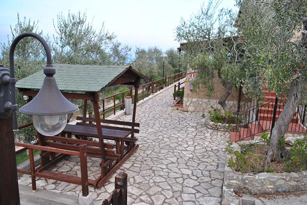 Villa Mapa- giardino - Vieste