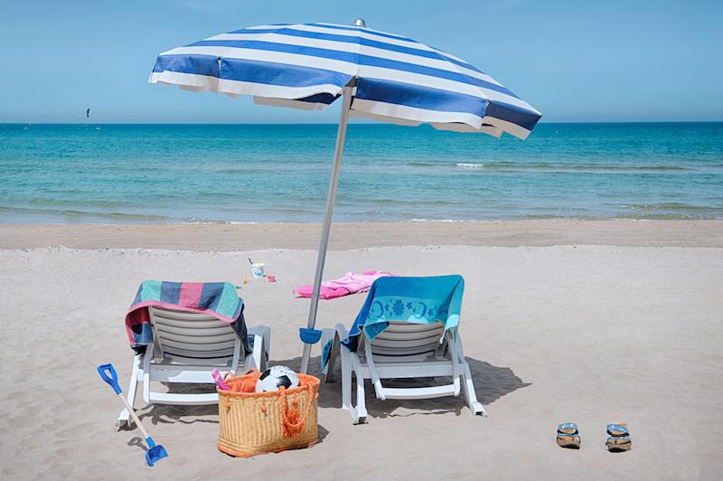 Spiaggia - Palme Gemelle di Vieste