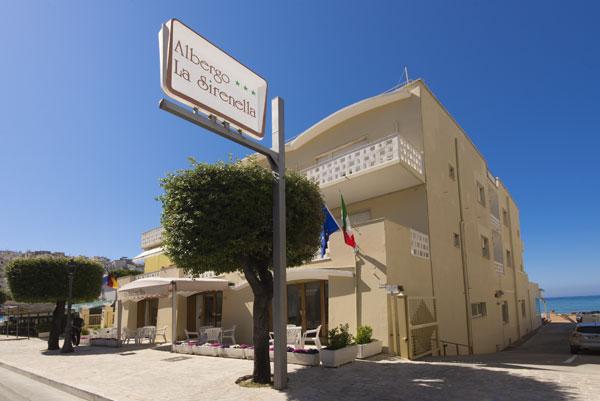 Esterno Albergo La Sirenella - Sperlonga