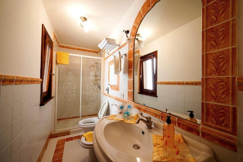 bagno villa Sauci