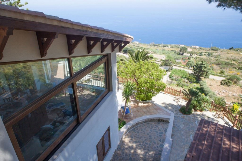 Panoramica Villa Sauci