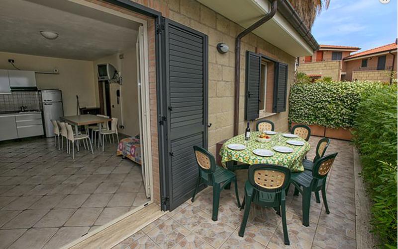 Residence il Borgo - Tortoreto - terrazzo appartamenti