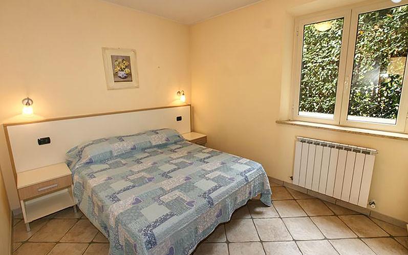 Residence il Borgo - Tortoreto - Camera da letto