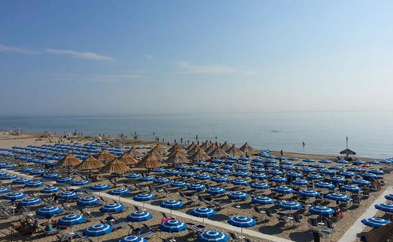 Residence il Borgo - Tortoreto - Vista Spiaggia