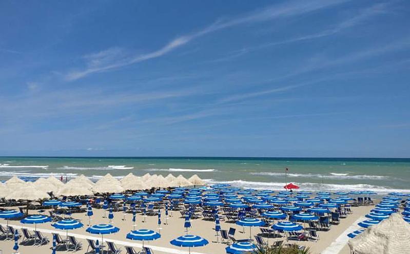 Residence il Borgo - Tortoreto - Spiaggia