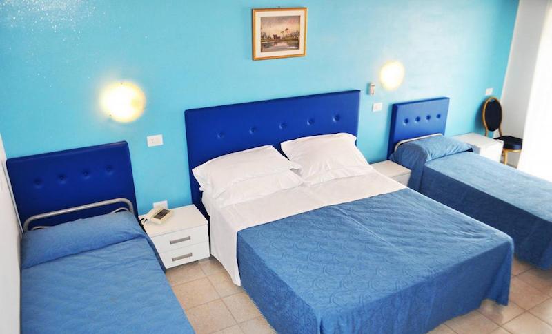 Camera - Hotel Albatros - Roseto degli Abruzzi