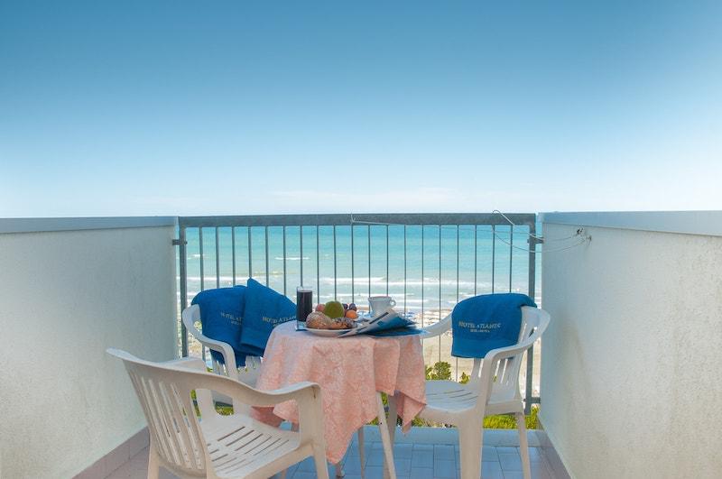 Hotel Atlantic - Camera vista mare