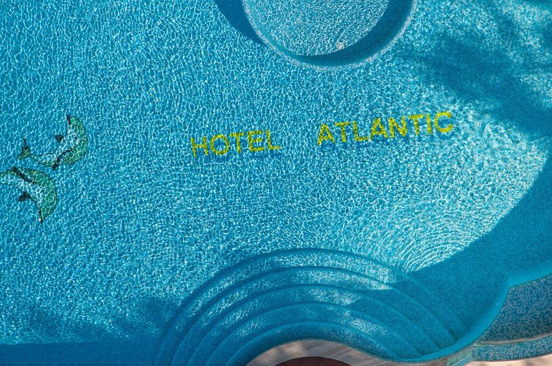 Hotel Atlantic - Piscina