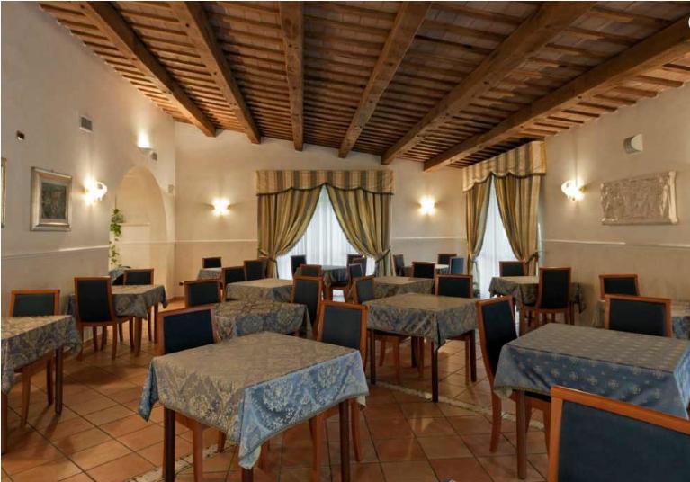 Hotel Villa Luigi - Ristorante