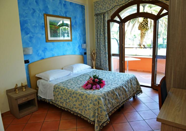 Hotel Villa Luigi - Camera