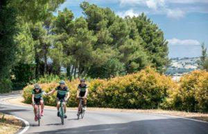 itinerario Bike