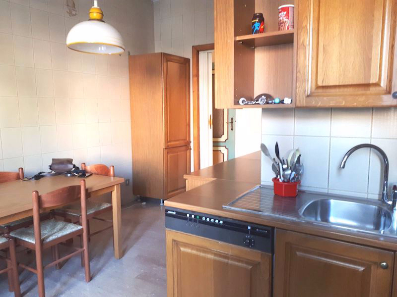 cucina appartamento 6 posti vista mare  Salento Mare Blu