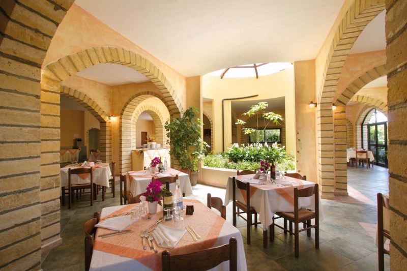 Hotel Villaggio Santa Maria - Ristorante