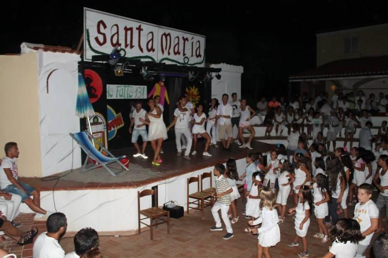 Hotel Villaggio Santa Maria -Animazione