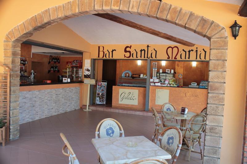 Hotel Villaggio Santa Maria -Bar