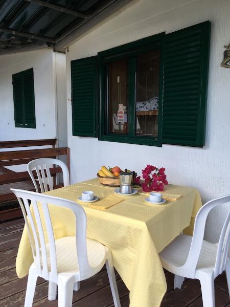 veranda bungalow