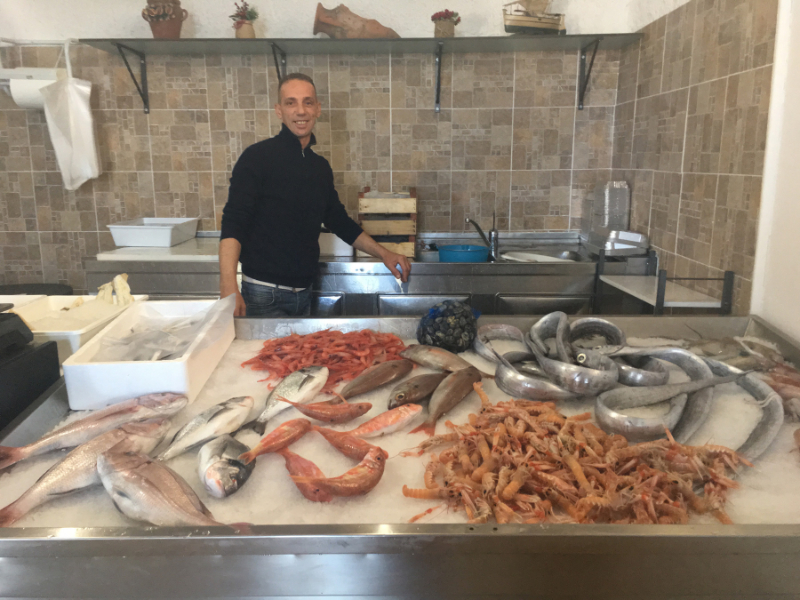 pescheria ristorante