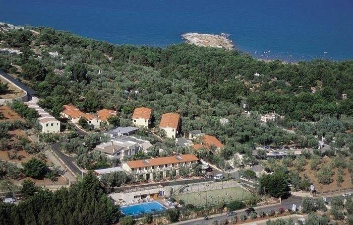 Villaggio Turistico Defensola- Veduta villaggio