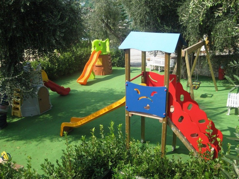 Villaggio Turistico Defensola- area giochi