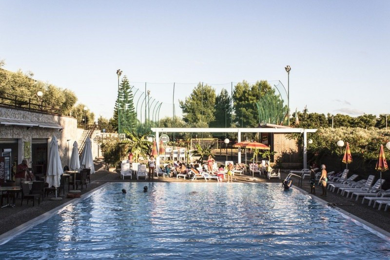 Villaggio Turistico Defensola- Piscina